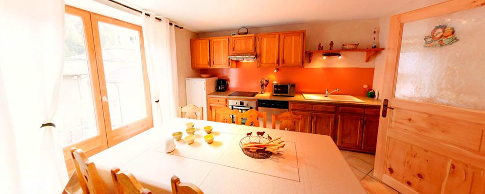 Location Appartement Val Cenis Lanslevillard